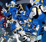 Cybertron Chun-Li Fan Club
