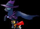 Mare Do Well + Sidekick Pixel by SchattenspielKat