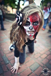 Sugar Skull by ChoraleMiles