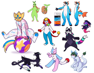Assorted Adoptables