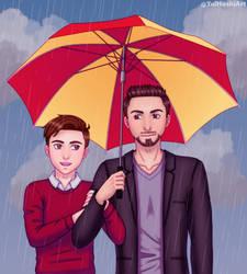 Starker Under the Rain