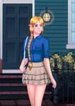 Zelda - Time Off Zine by YuiHoshi
