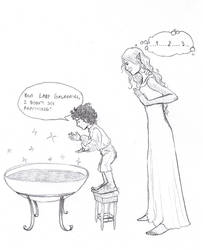Mirror scene -slightly altered by Maitia