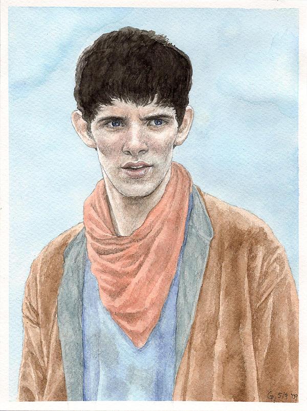 Merlin says WTF? by Maitia