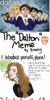 Dalton meme by Maitia