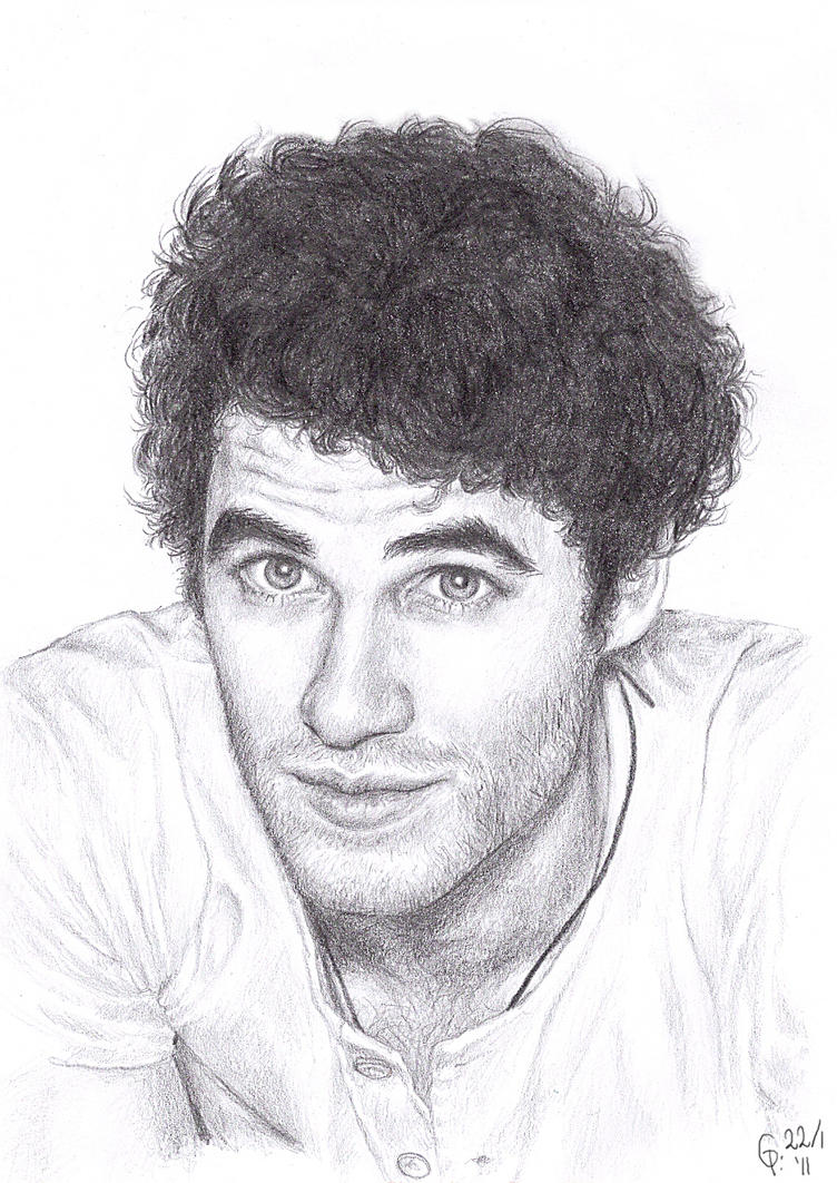 Darren Criss by Maitia