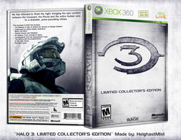 'Halo 3: CE' by Clypps by videogameboxarts