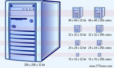 Server Icon by phorago