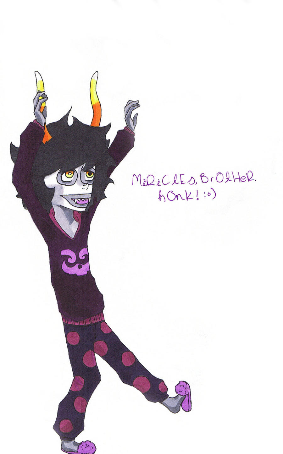 gamzee makara talksprite - photo #31