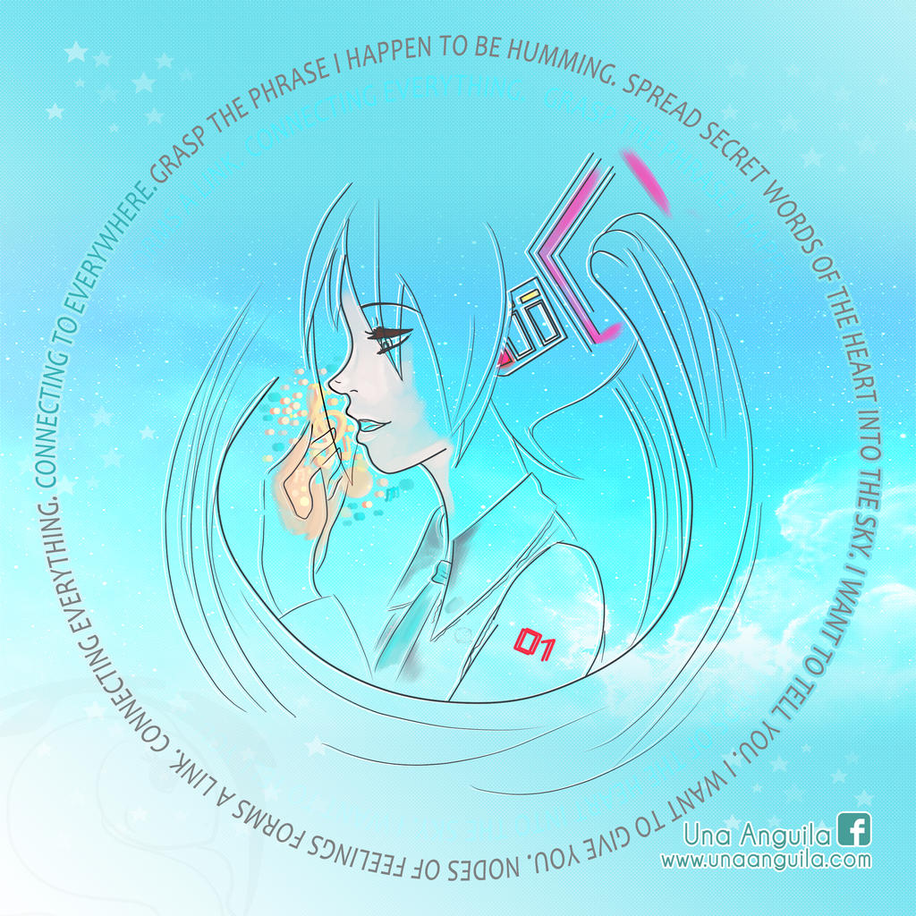 Birth Miku Hatsune by electra-gretchen