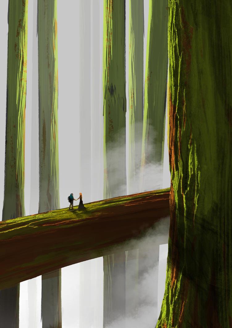 Among Giants by TimFok