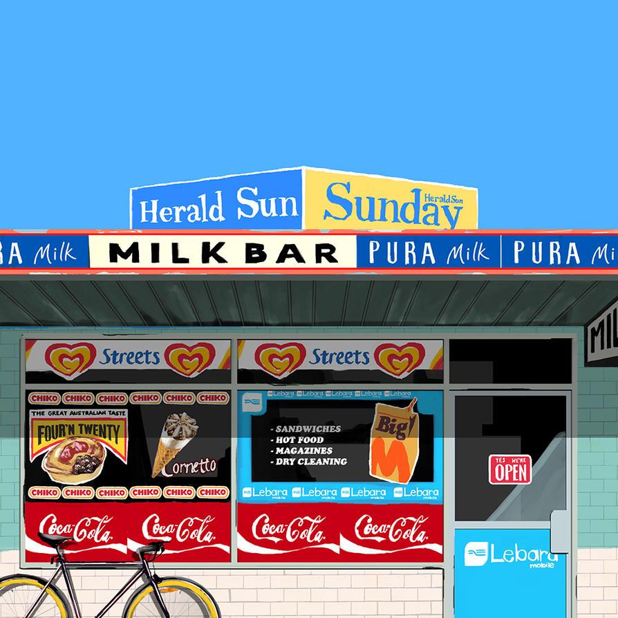 Milk Bar by TimFok