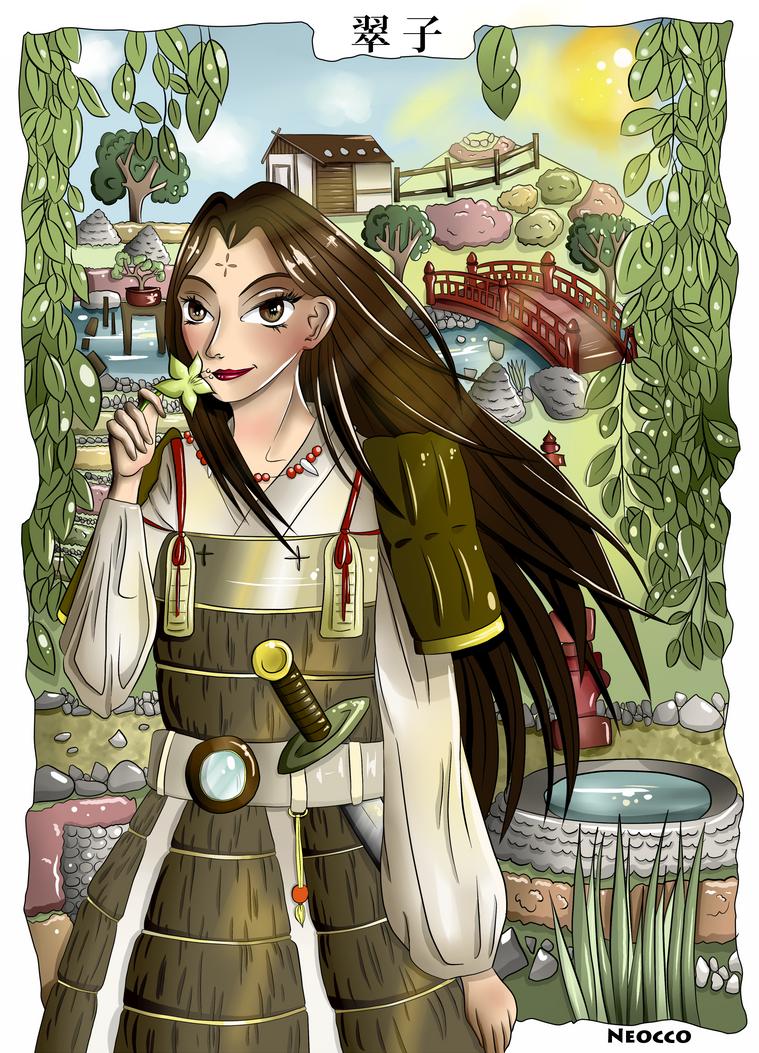 Midoriko by Neocco