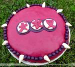 Inuyasha cake OMNOMNOM by Neocco