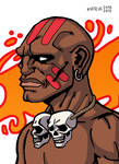 Dhalsim  [Street Fighter] by MateusM