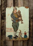 Puppeteer With Bagpipe by Aegean-Prince