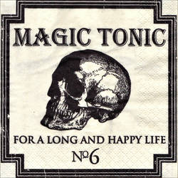 Apothecary Specimen: Magic Tonic