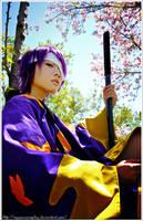 Takasugi - His own path by JoLuffiroSauce