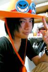 WIP: One Piece - Ace camwhorin