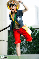 Fanime 10: SWF Pilot Luffy by JoLuffiroSauce