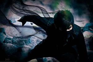 A Serious Ninja by JoLuffiroSauce