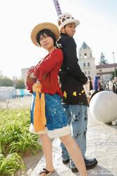 One Piece: We're Friends right? by JoLuffiroSauce