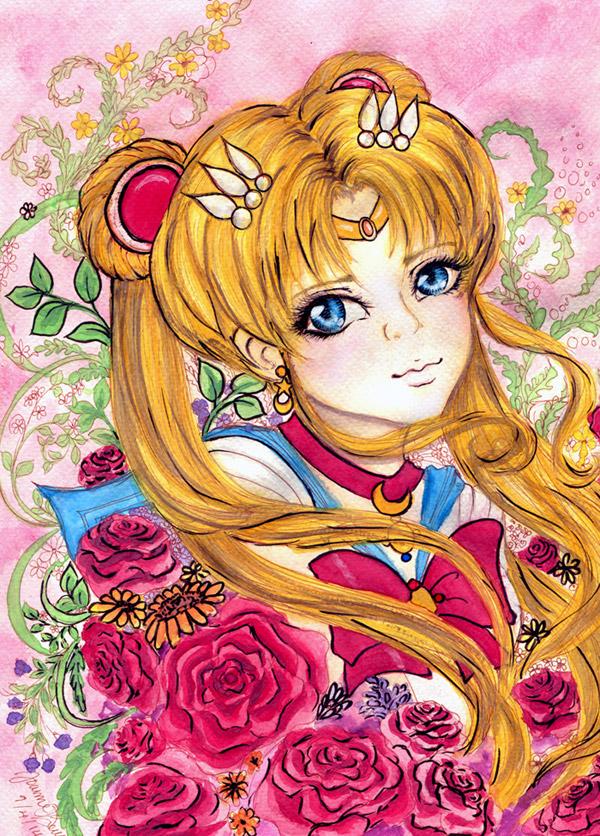 Sailor Moon by JoLuffiroSauce
