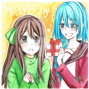 Happy Birthday Shao!