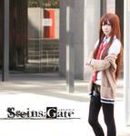 Steins:Gate - Makise Kurisu