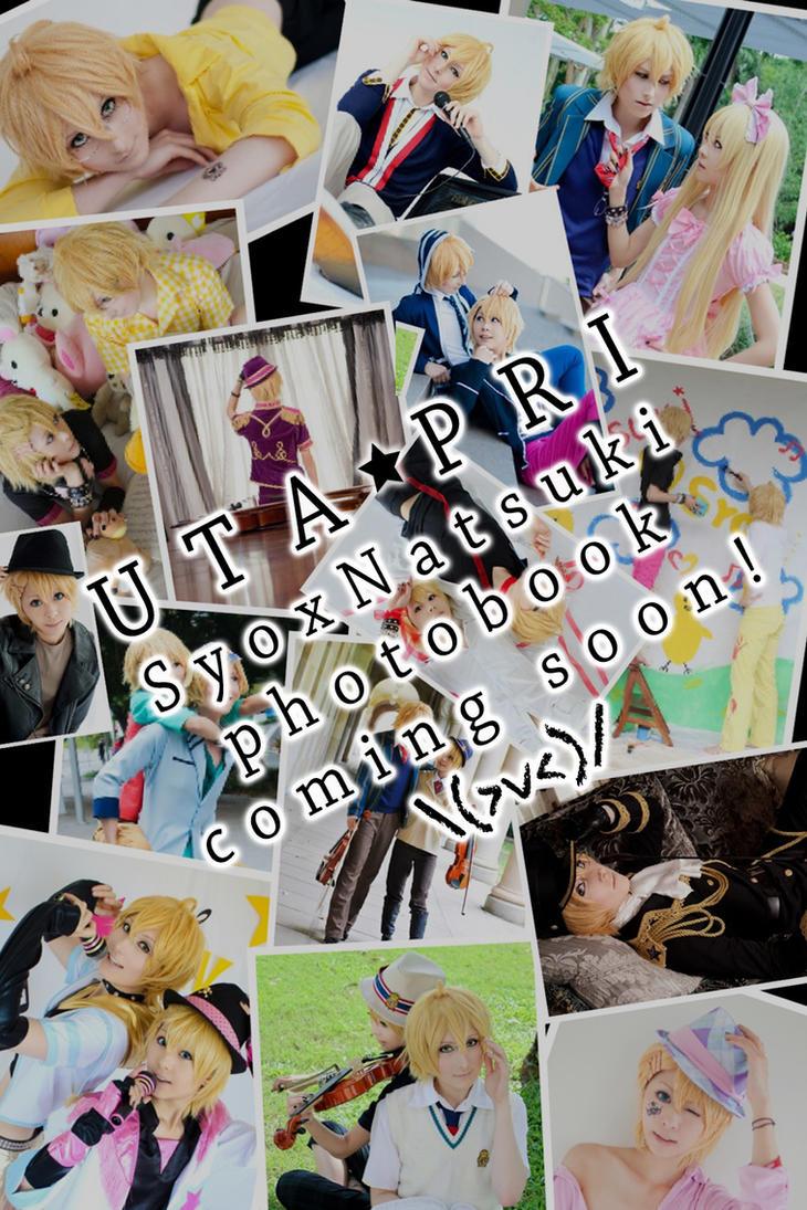 UtaPri : SyoxNatsuki photo book advertisement! by kaguyaxhime