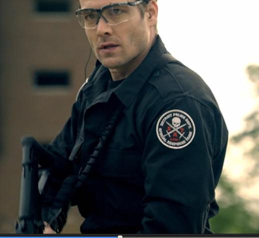 Gabriel Macht in SWAT Firefight 6 by RobbieLocksley on DeviantArt