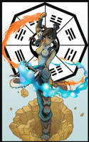 Master of the elements by x-Usagi-Bomb-x