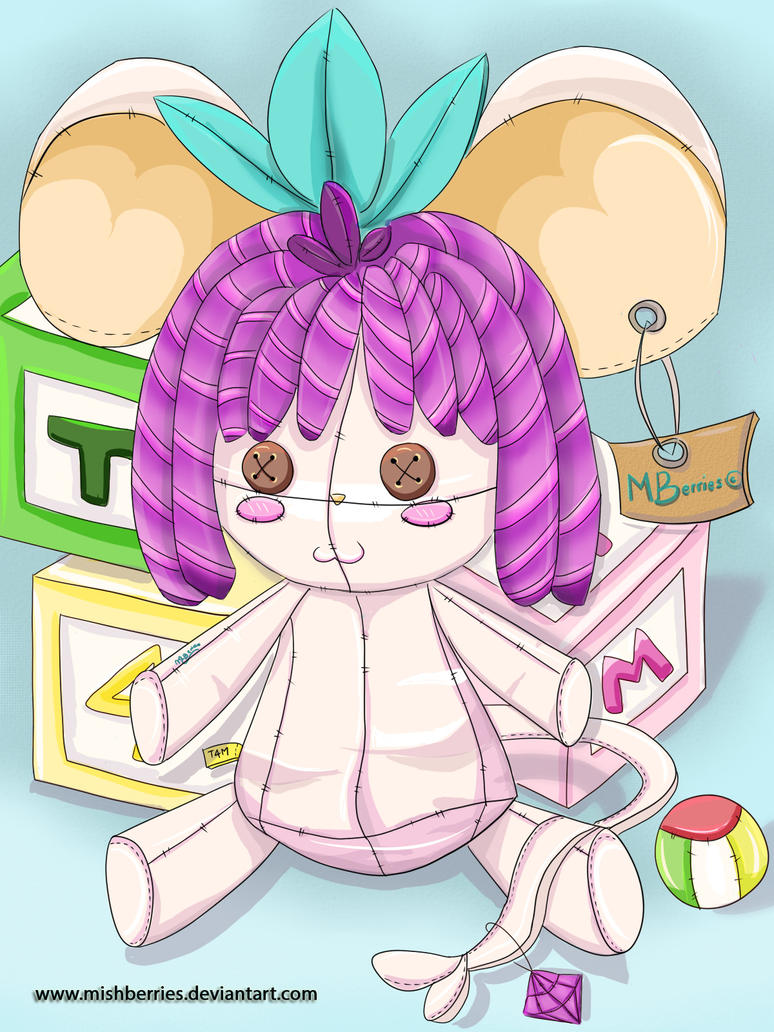 Transformice : Mishberries's Plushie! (Comm Open) by Mishberries