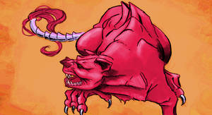 Creature by KennBaker