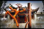 Shaolin Goat