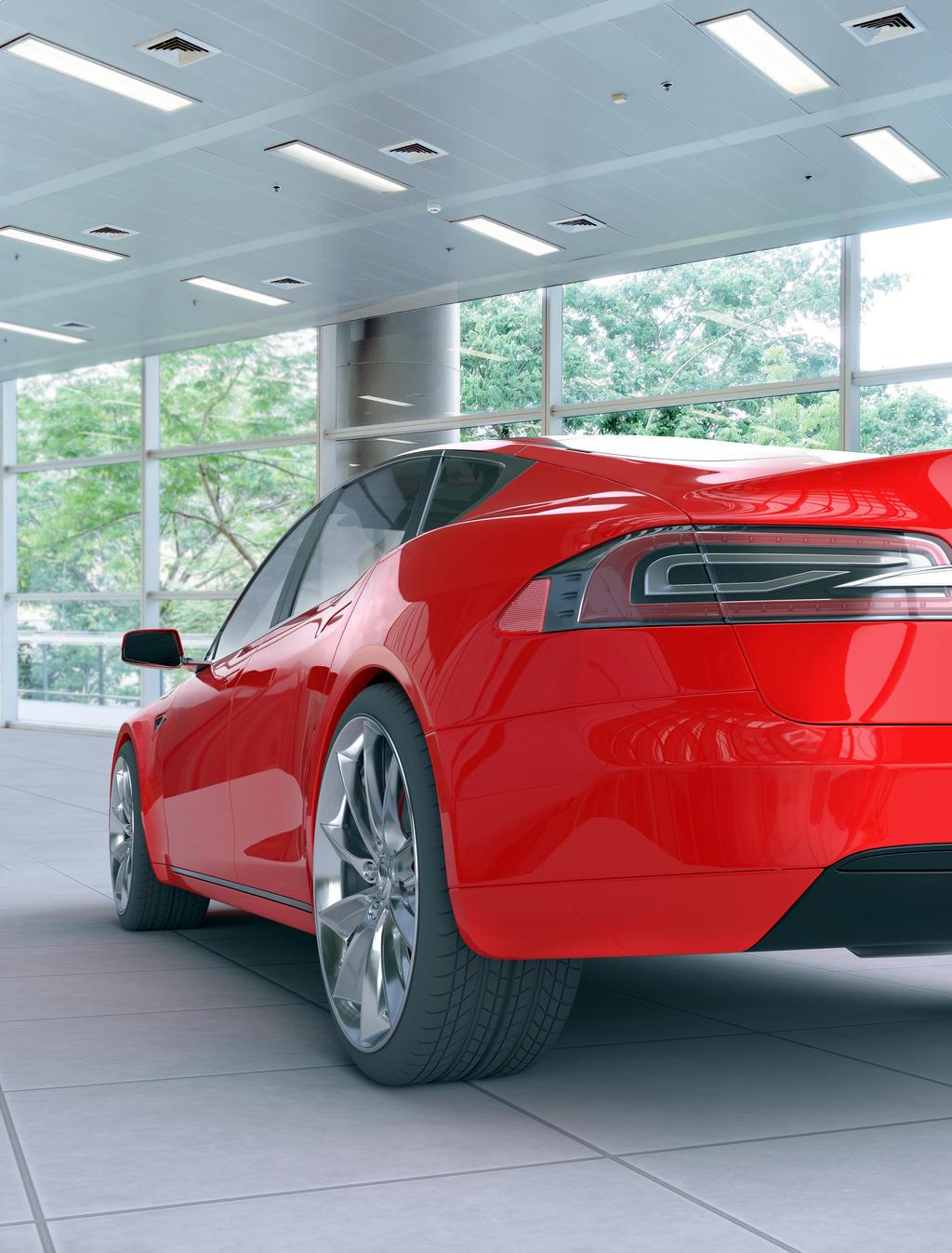 Tesla by KennBaker