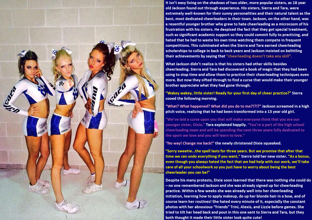 what i hated about cheerleading