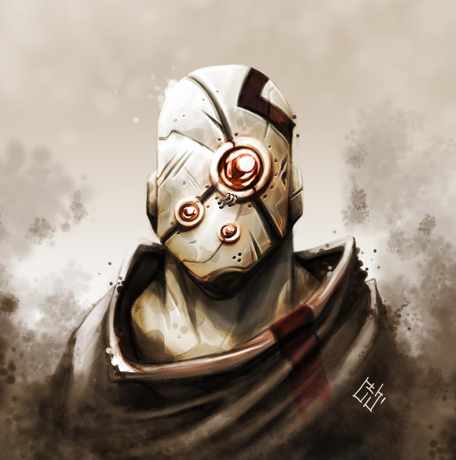 cyborg by LopSkull