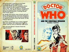 Dr Who Target cover DTCI