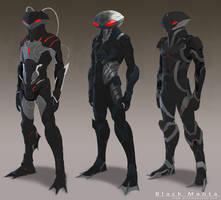 Black Manta by He11Bringer