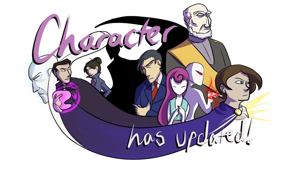 Character Has Updated!  by EggnBaconSammich
