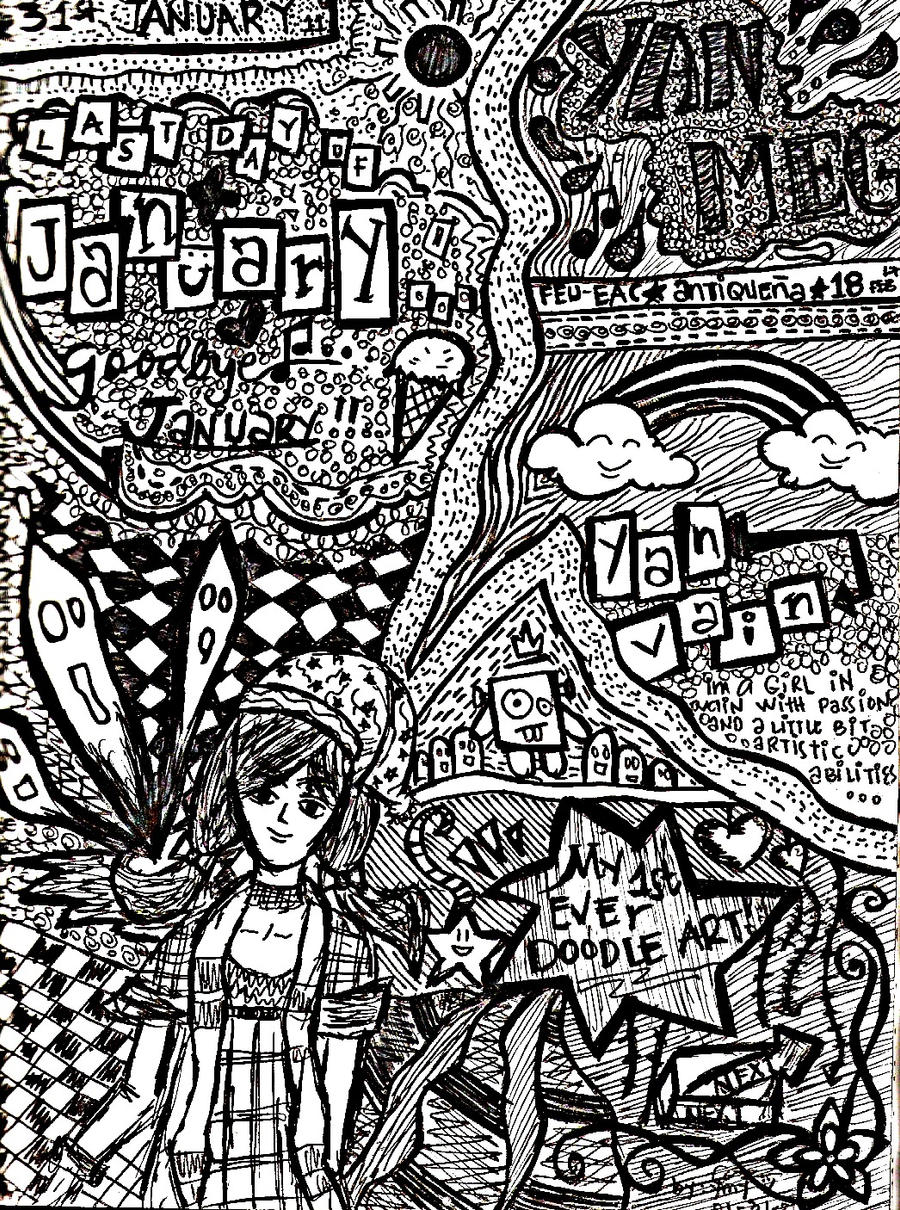 First Doodle Art By Akadiaknight17 On DeviantArt