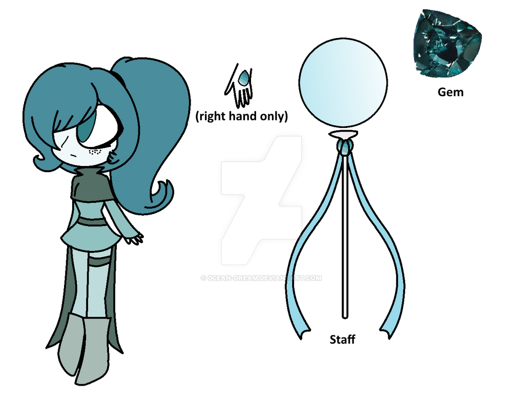 Ocean Dream Diamond Gemsona Ocean Dream Diamond