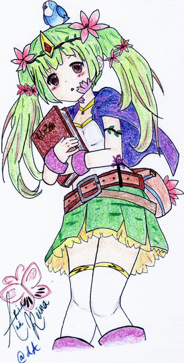 Flos by Sayumi-Reina