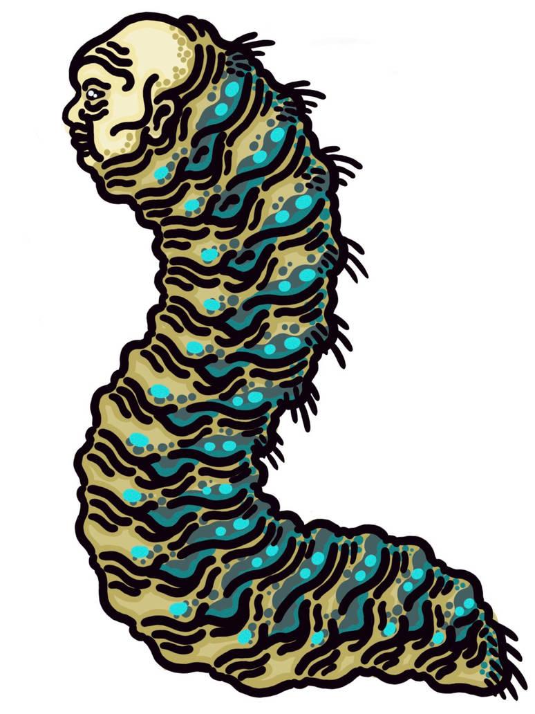 Squrm Ambassador-Wurm by Alienietzsche