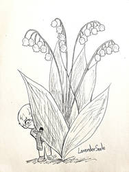 Inktober 14- Overgrown