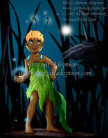 PA 1201 - Pixie Girl by brightling