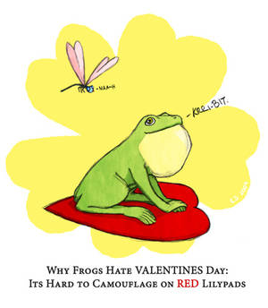 V-day 09: Frogs