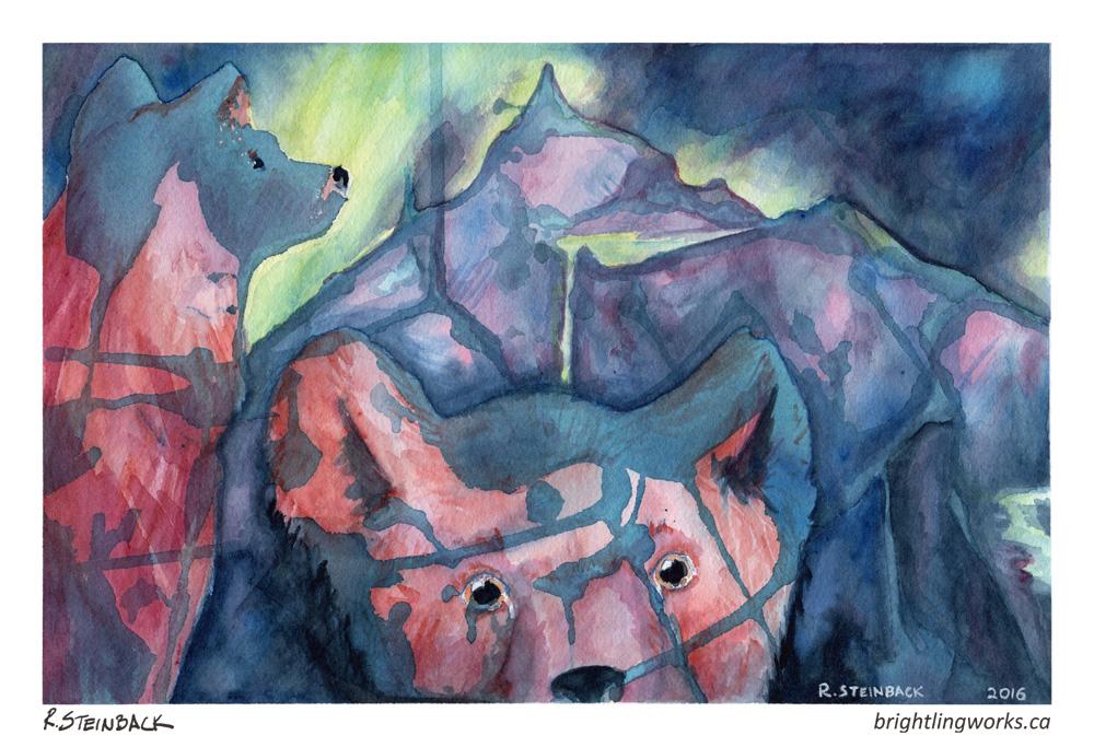 Borealis - Two Bears