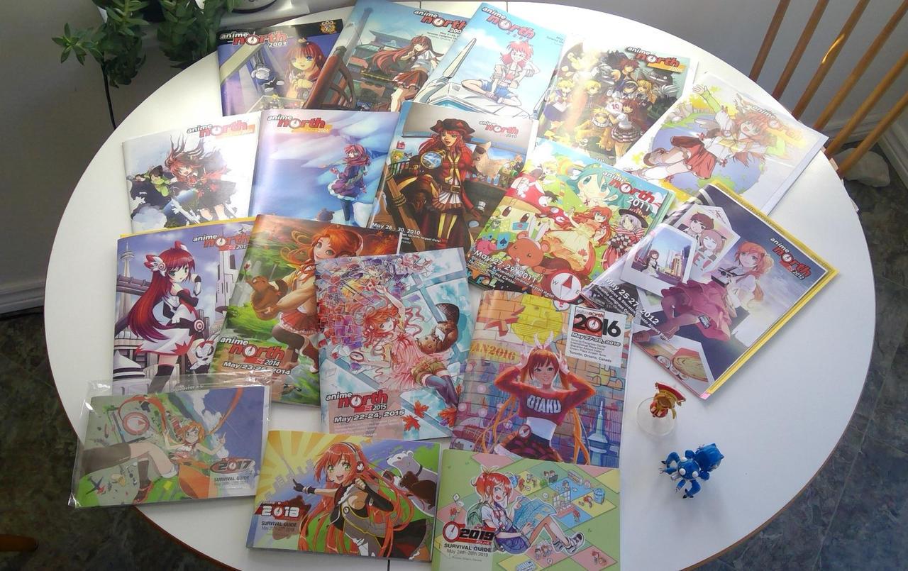 Anime North 2020, Guide Retrospective